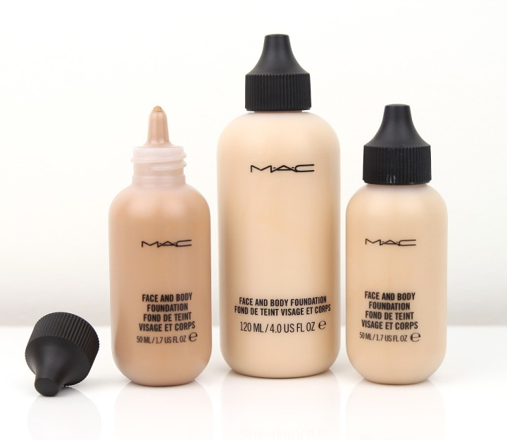 # CRASH TEST BAUTY                         FOND DE TEINT MAC COSMETIC