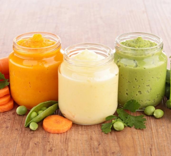 Diversification alimentaire : le petit bilan aprés 1 mois!